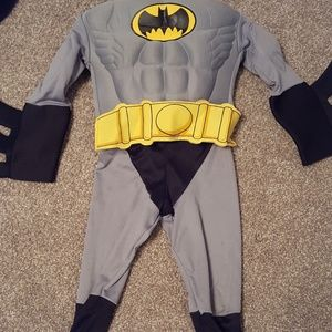 Other - Batman Halloween costume toddler size 2-4